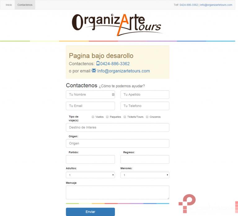 OrganizarteTours