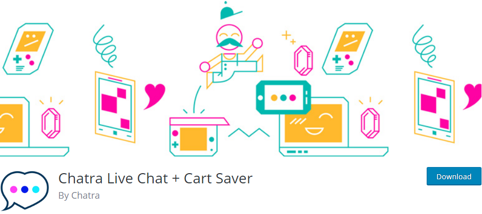 Chatra Live Chat Top 6 plugins gratuitos live chat wordpress
