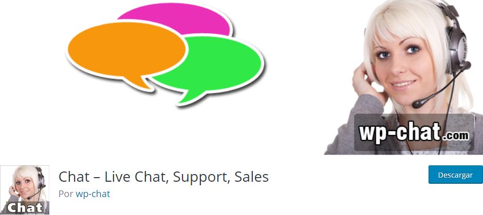 Chats Top 6 plugins gratuitos live chat wordpress
