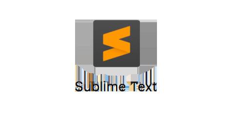 Los 5 mejores editores de JavaScript según desarrolladores del mundo - Sublime Text